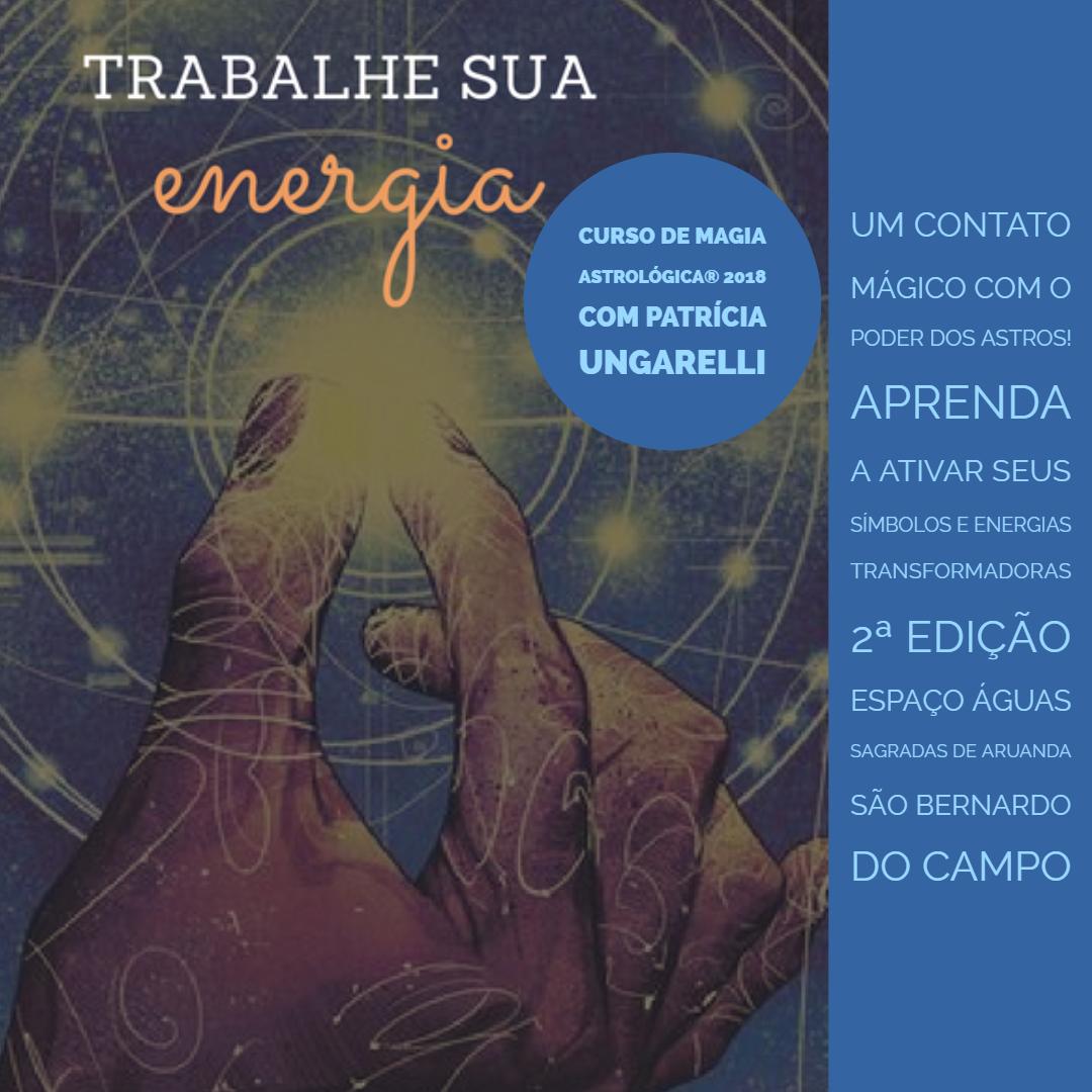 CURSO DE MAGIA ASTROLÓGICA®-  2º semestre 2019 – Formando turma!